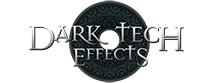 Dark Tech Effects Logo